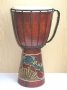 Djembe Drum and bag